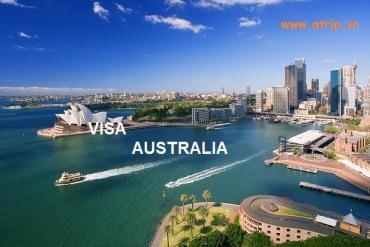 Hướng dẫn xin Visa đi Úc