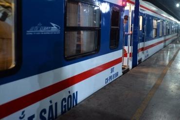 Vé tàu hỏa Sài Gòn đi Nha Trang
