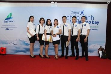 Bamboo Airways thu hút tiếp viên giàu kinh nghiệm