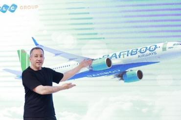 Bộ nhận diện thương hiệu Bamboo Airways tôn vinh vẻ đẹp thiên nhiên Việt Nam