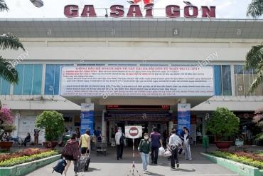 Giờ tàu hỏa tết 2019 Sài Gòn - Hà Nội