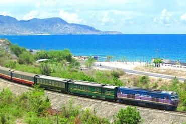 Vé tàu hỏa Sài Gòn đến Bồng Sơn