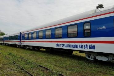 Vé tàu hỏa Sài Gòn đi Ninh Hòa