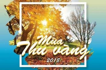 Vietnam Airlines khuyến mãi mùa thu vàng 2018