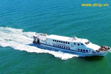 Lịch khởi hành tàu phà Hà Tiên đi Phú Quốc