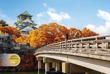 Vietnam Airlines khai thác đường bay mới Đà Nẵng đi Osaka