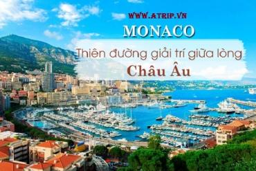 Khuyến mãi vé máy bay từ Hồ Chí Minh đi Monaco giá rẻ