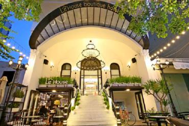 Le House Boutique Hotel Đà Nẵng