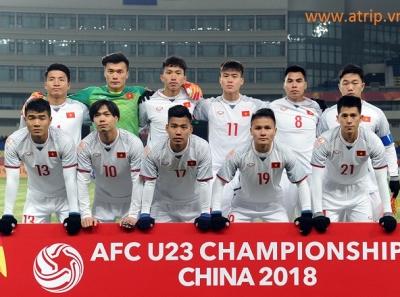 Cổ vũ Đội tuyển bóng đá U23 Việt Nam: Hồ Chí Minh - Thường Châu - Hàng Châu (3N2Đ)