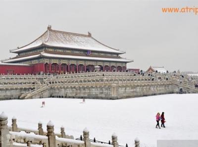 Bắc Kinh - Thượng Hải - Trấn Cổ Chu Gia Giác (Khách sạn 5*&4*)