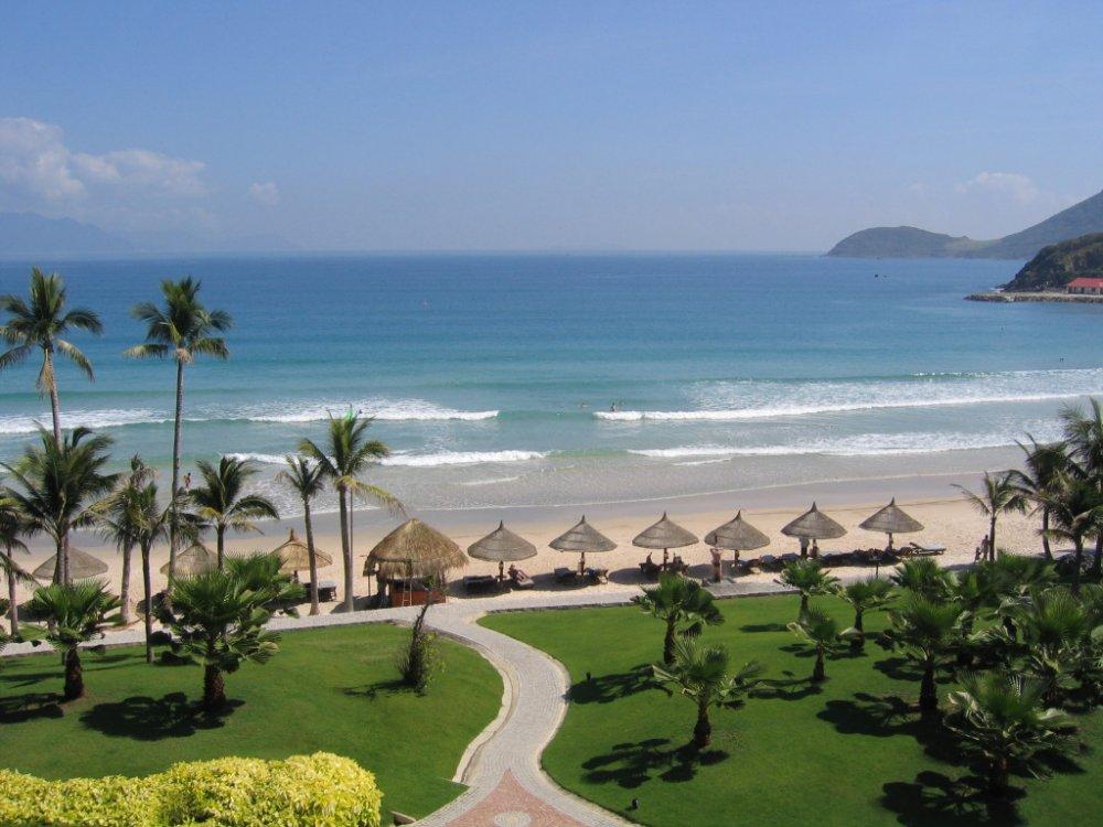 Khám phá biển Ninh Chữ