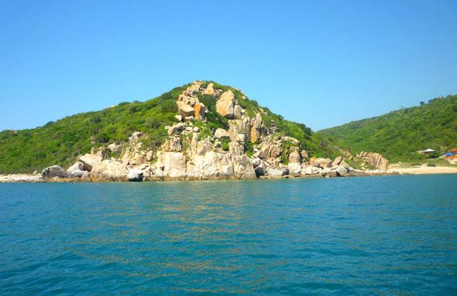 Khám phá biển Ninh Chữ 5