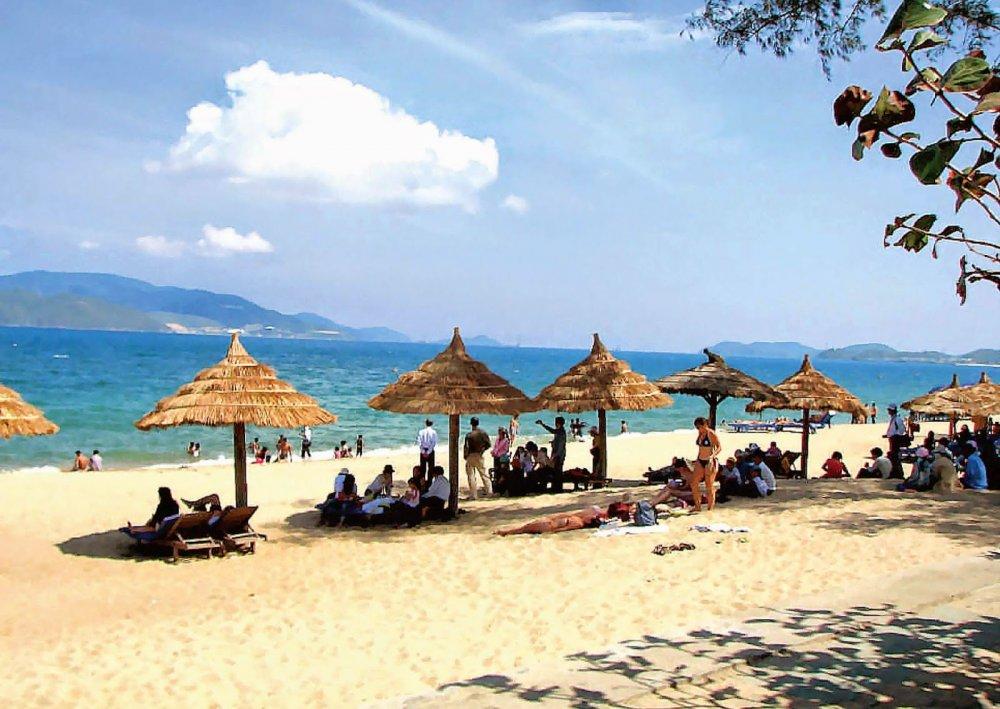 Khám phá biển Ninh Chữ 4